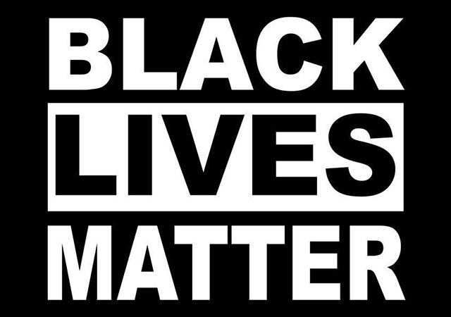 Logo do Black Lives Matter