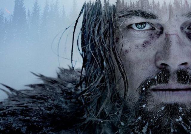 Leonardo DiCaprio em O Regresso, do autor de Ridgeline