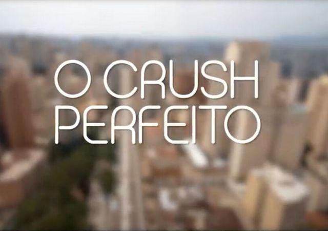 Logo O Crush Perfeito Netflix