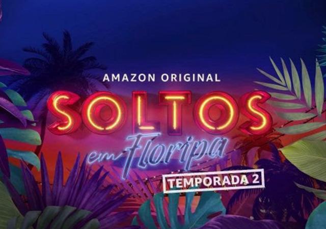 logo do reality Soltos em Floripa