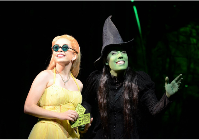 myra ruiz e fabi bang no wicked brasil