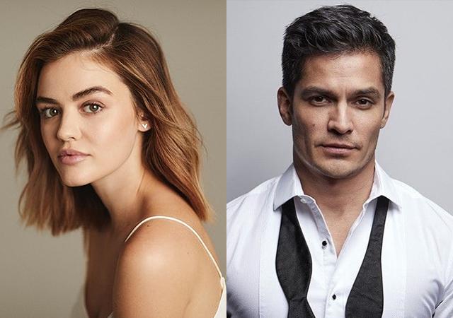 Lucy Hale e Nicholas Gonzalez