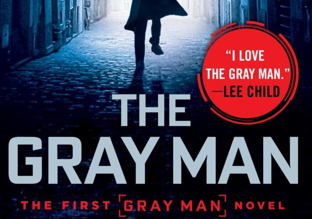 The Gray Man capa