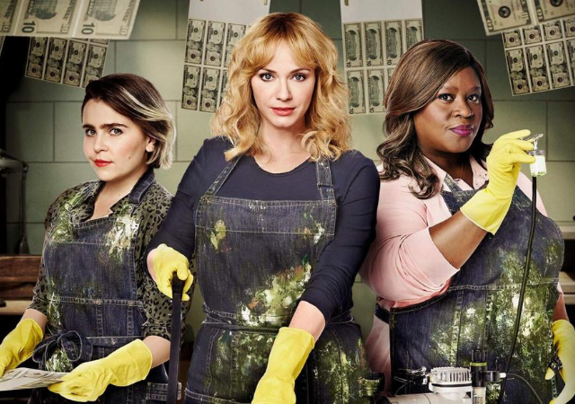 terceira temporada de good girls