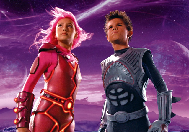 Sharkboy e Lavagirl retornam em We Can Be Heroes, novo filme de super-heróis da Netflix