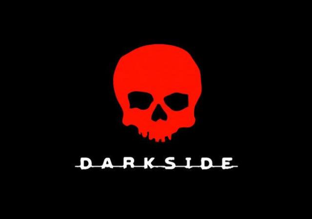 Logo da editora DarkSide
