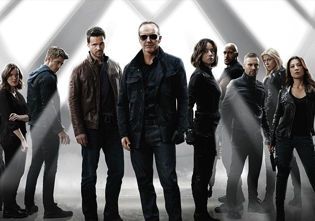 Cartaz de Agents of S.H.I.E.L.D