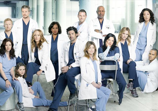 A 1ª e a 16ª temporadas de Grey's Anatomy chegam no Globoplay em setembro