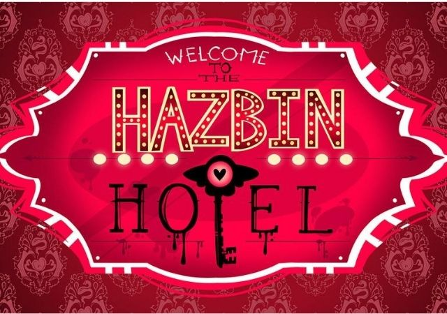 Banner de divulgação Hotel Hazbin