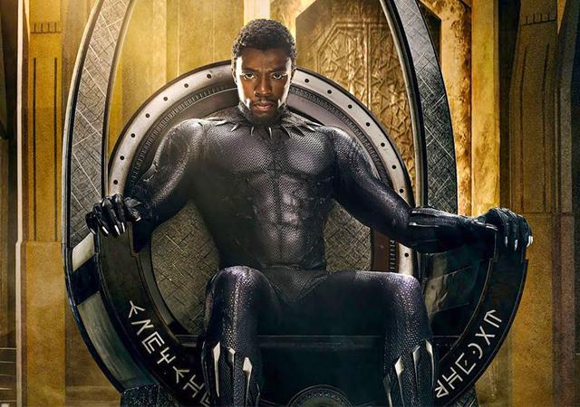 Imagem do filme Pantera Negra