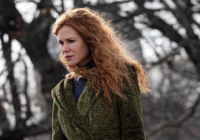 Nicole Kidman em imagem promocional de The Undoing