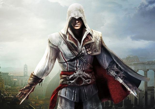 Personagem do jogo Assassin's Creed