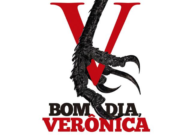 Capa do livro bom dia, verônica