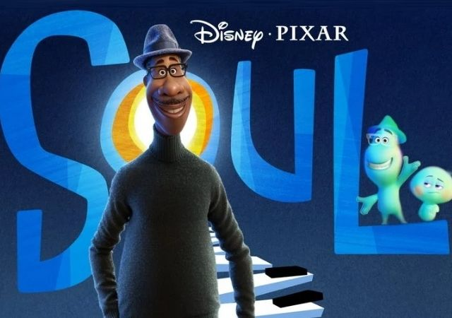 Imagem mostra protagonista de Soul