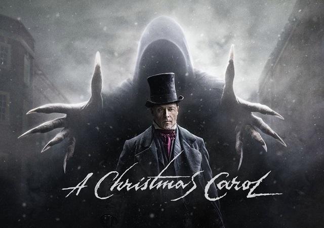pôster a christmas carol fx productions