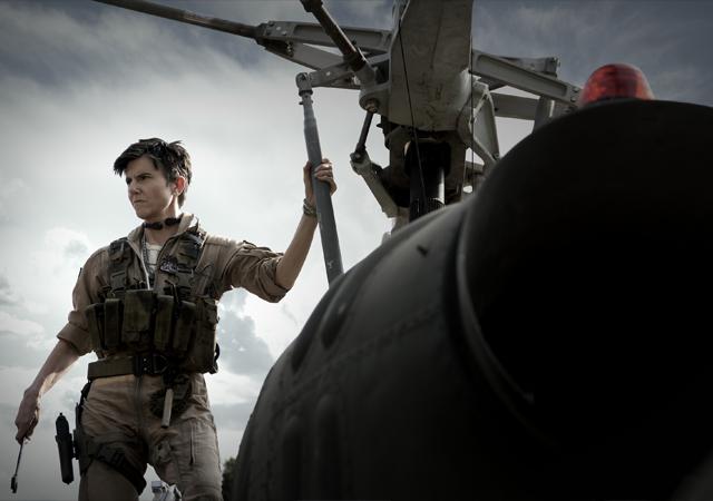Imagem do filme Army of the Dead, um dos filmes de ação da Netflix para 2021