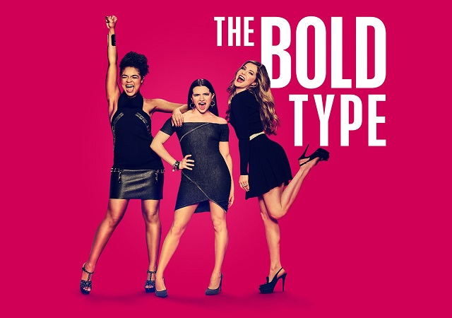 the bold type freeform