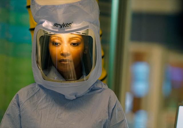 Imagem promocional da sexta temporada de chicago med