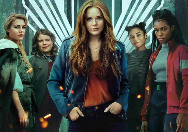 elenco de fate: a saga winx em imagem promocional da série
