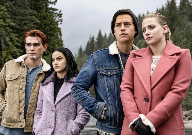Imagem promocional de Riverdale, que foi renovada para a 6ª temporada pela CW.